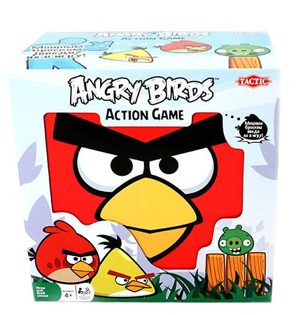 Настольная игра Tactic Games Angry Birds