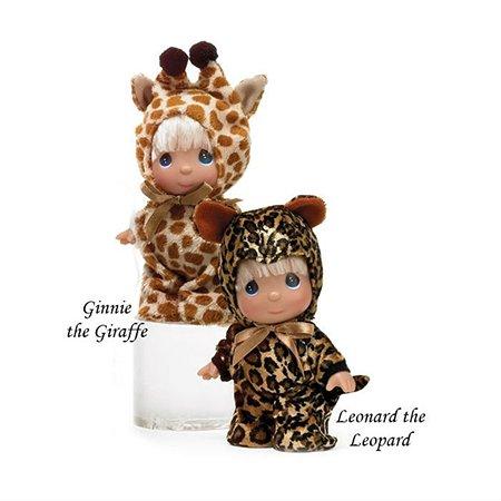 Кукла Precious Moments MINI Жирафик 14 см