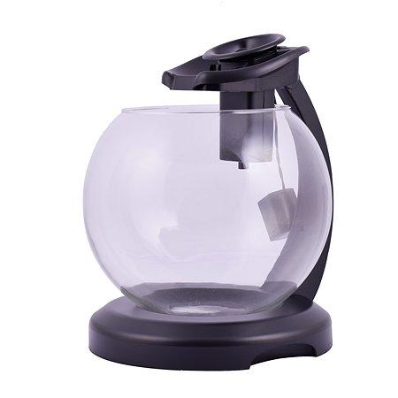 Комплекс аквариумный Tetra Cascade Globe Duo Waterfall 6.8л Черный