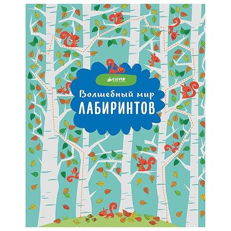 Книга Clever Волшебный мир лабиринтов