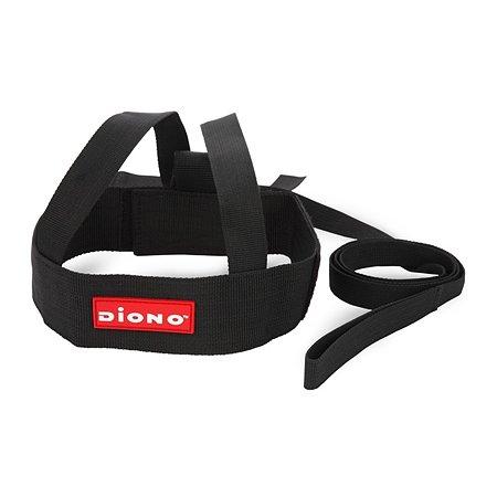 Ремень безопасности Diono детский Sure Steps Чёрный