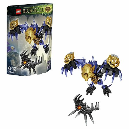 Конструктор LEGO Bionicle Терак, Тотемное животное Земли (71304)