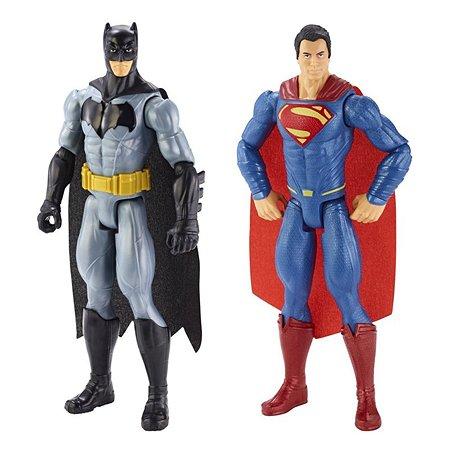 Набор Batman Бэтмен против Супермена 30см