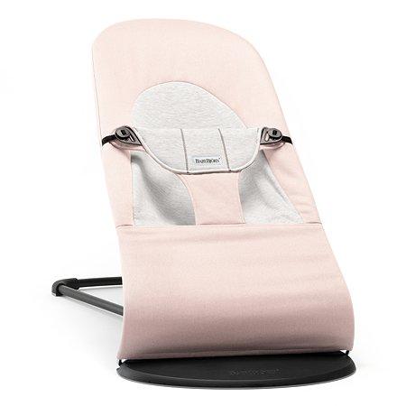 Кресло-шезлонг BabyBjorn Balance Soft Сotton Jersey