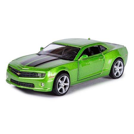 Машинка Mobicaro Chevrolet Camaro 1:32 Зелёный металлик