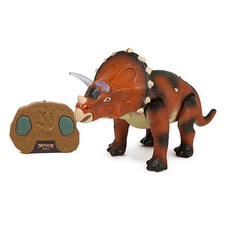 Динозавр Attivio на дистанционном управлении со световыми и звуковыми эффектами