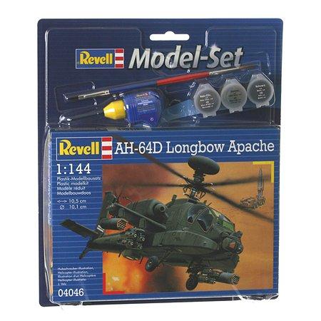 Самолет Revell AH-64d longbow apache