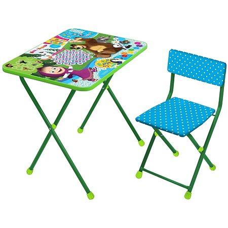 Комплект детской мебели NiKA kids Маша и Медведь