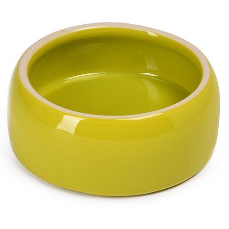Миска для кошек-собак Nobby 0.25л Зеленый 37314