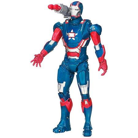 Электронная фигурка Marvel Железный Человек-3 25 см в ассортименте
