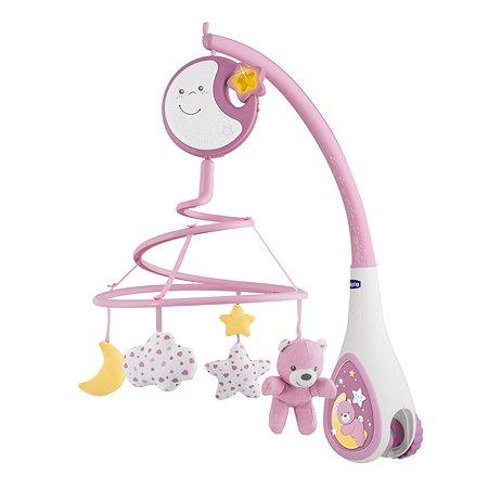 Игрушка Chicco Next2Dreams Мобиль Розовый