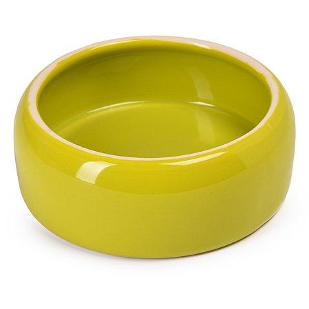 Миска для кошек-собак Nobby 0.5л Зеленый 37317