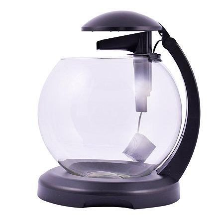 Комплекс аквариумный Tetra Cascade Globe 6.8л Черный