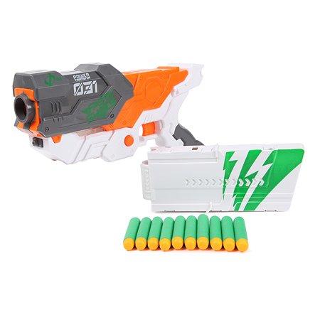 Набор для стрельбы Global Bros Space Weapon Гелиопушка 590009