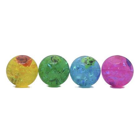 Попрыгунчик светящийся Ball Masquearde в ассортименте