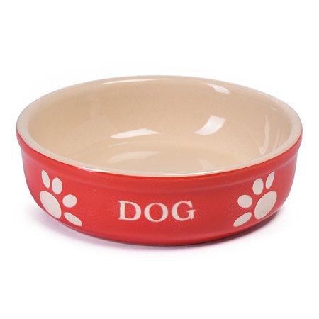 Миска для кошек-собак Nobby 0.25л Красный 68765
