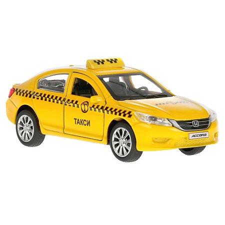Машина Технопарк Honda Accord Такси инерционная 272318