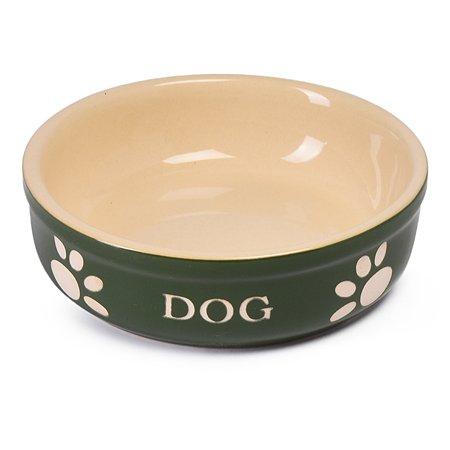 Миска для кошек-собак Nobby 0.25л Зеленый 73315