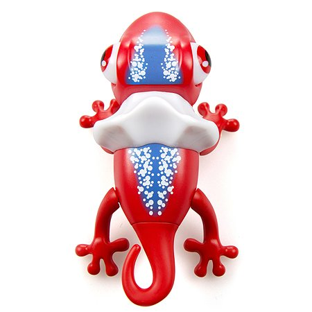 Игрушка Silverlit Ящерица Глупи Красная 88569-5