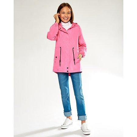 Куртка Futurino розовая