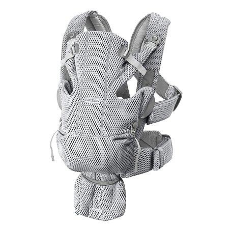 Рюкзак-переноска BabyBjorn Move Mesh 3D Серый