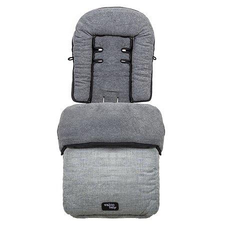 Конверт Valco baby Snug Grey Marle 9805