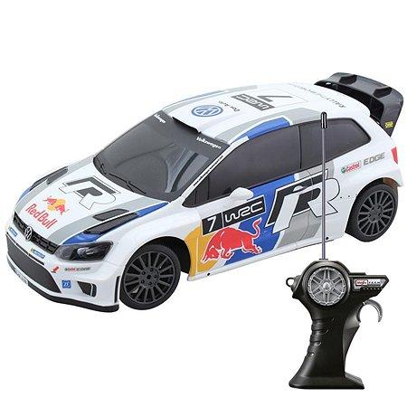 Машина р/у MAISTO Volkswagen Polo WRC  1:24