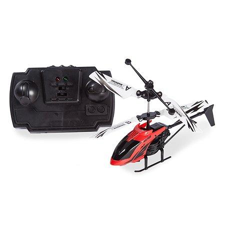 Вертолет ДУ ИК Mobicaro 15 см 2 канала (красный)