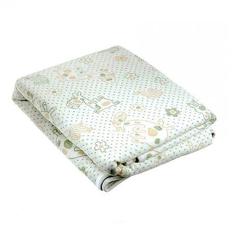 Плед-одеяло Baby Nice стеганое 100х118