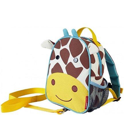 Рюкзак детский с поводком Skip Hop Жираф