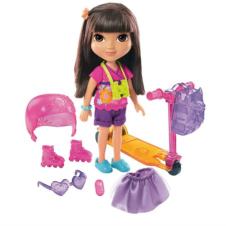 Кукла Даша Путешественница Даша с аксессуарами в ассортименте