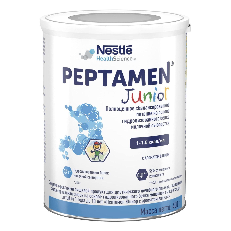 Смесь Nestle Peptamen Junior 400г с 1года