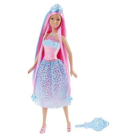 Кукла Barbie Принцесса с длинными волосами (DKB61)