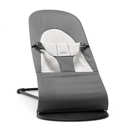Кресло-шезлонг BabyBjorn Balance Soft Сotton Jersey 0050.84
