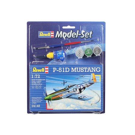 Самолет Revell истребитель Mustang