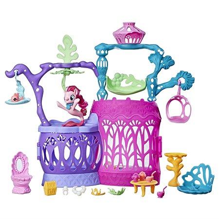 Набор игровой My Little Pony Мерцание Замок C1058EU4