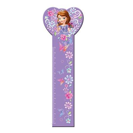 Линейка-закладка Disney in Flowers