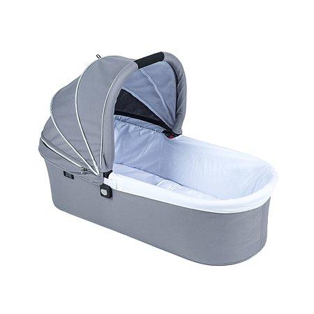Люлька Valco baby External Bassinet для Snap и Snap4 Cool Grey