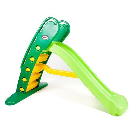 Горка Little Tikes гигантская Зеленая 170737