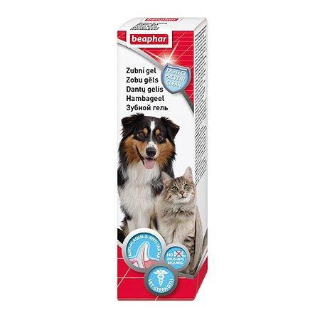 Гель для собак и кошек Beaphar зубной 100г