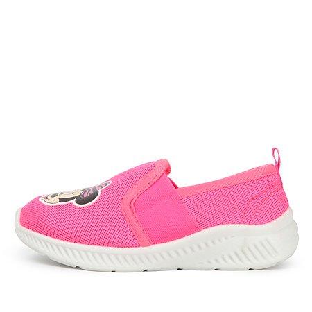 Туфли Minnie Mouse розовые