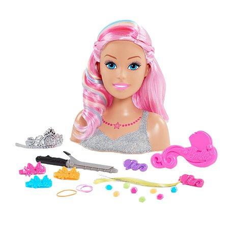 Торс для создания причесок Barbie Dreamtopia 62625