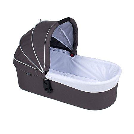 Люлька Valco baby External Bassinet для Snap и Snap4 Dove Grey