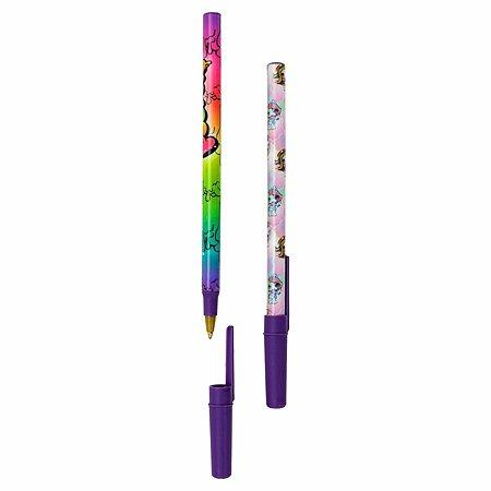 Ручка шариковая Poopsie автоматическая 2шт PSHB-US1-116-H2