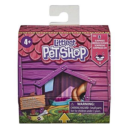 Набор игровой Littlest Pet Shop Уютный домик для петов в непрозрачной упаковке (Сюрприз) E74335L4