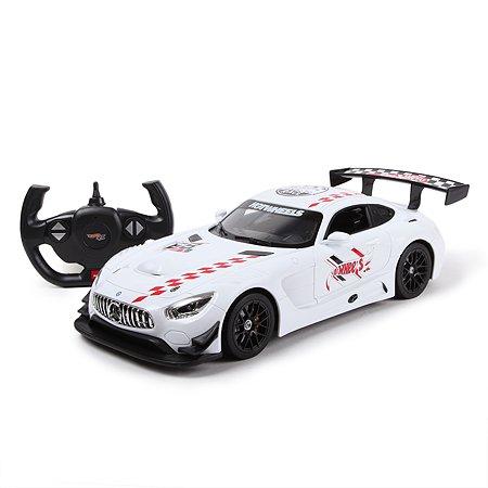 Машина Hot Wheels РУ 1:14 Mercedes AMG GT3 74100-1