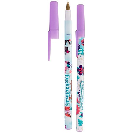 Ручка шариковая Enchantimals автоматическая 2шт ENGB-US1-116-H2