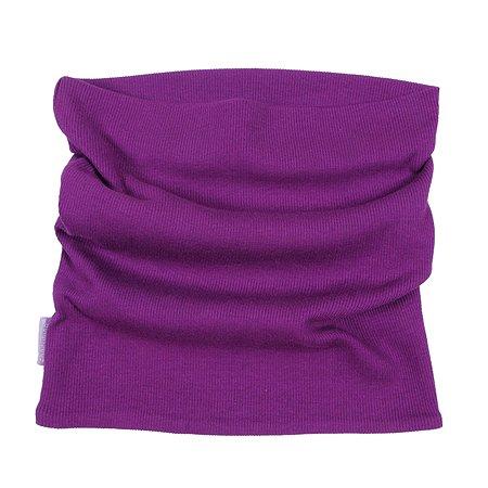 Снуд Cherubino фиолетовый