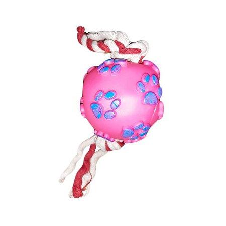 Игрушка для собак Uniglodis Веревка с мячом Uniglodis
