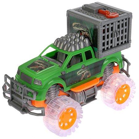 Машина Играем вместе Джип с динозавром 267956